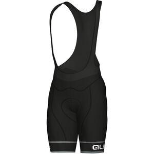 Alé Cycling Graphics PRR Sella Bibshorts Men black-white bei fahrrad.de Online