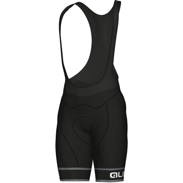Alé Cycling Graphics PRR Sella Bib Shorts Herren black-white