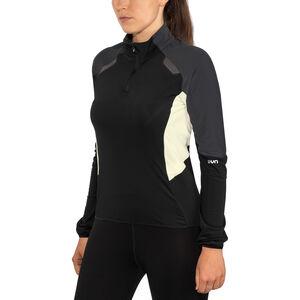 UYN Move Zip Up Jacket Woman Black/Charcoal/Off White bei fahrrad.de Online