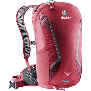 Deuter Race X Backpack 12l cranberry/maron cranberry/maron