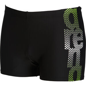 arena Tex Swim Shorts Men black-leaf bei fahrrad.de Online