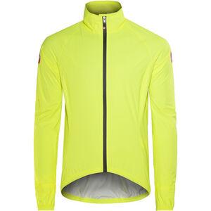 Castelli Emergency Jacket Men yellow fluo