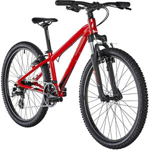 "ORBEA MX XC 24"" Kinder red/white"