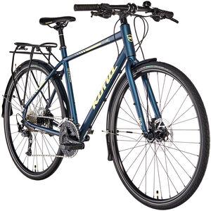 Kona Dew Deluxe matt denim blue bei fahrrad.de Online