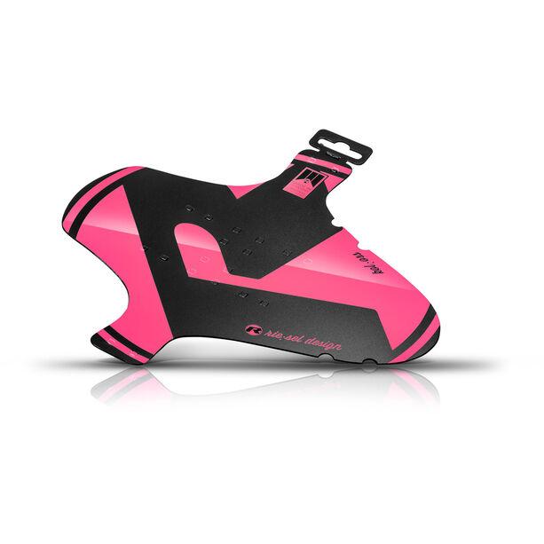 "rie:sel design kol:oss Front Mudguard 26-29"" Large pink"