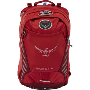 Osprey Escapist 18 Backpack S/M cayenne red