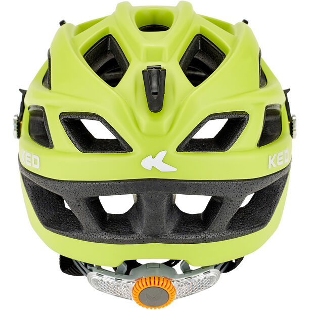 KED Covis Lite Helmet yellow matt