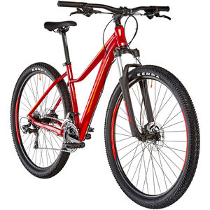 "ORBEA MX ENT 60 29"" garnet/orange garnet/orange"