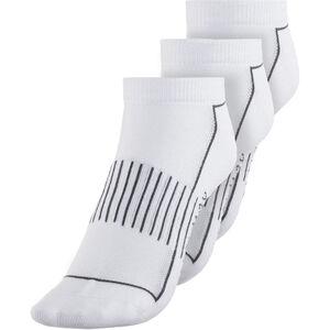 Endura Coolmax Stripe Socks 3-Pack Damen white white