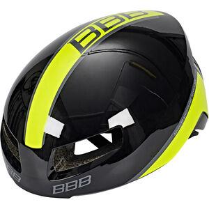 BBB Tithon BHE-08 Helmet schwarz gl/neon gelb schwarz gl/neon gelb