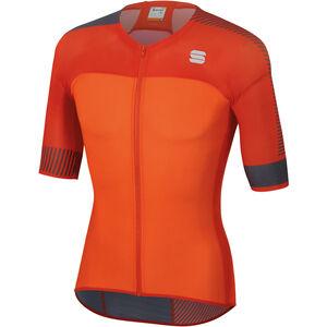 Sportful Bodyfit Pro 2.0 Light Jersey Men Orange SDR/Fire Red
