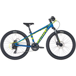 "Ghost Kato D4.4 AL 24"" Kids night blue/neon yellow/riot blue bei fahrrad.de Online"