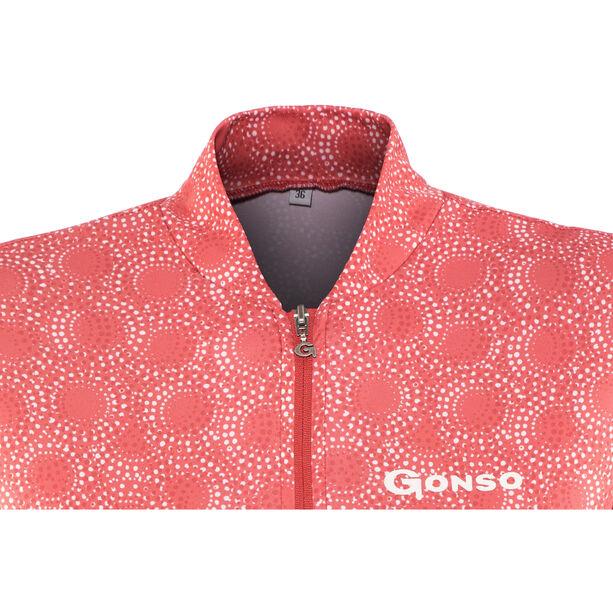 Gonso Ampa Shirt Damen cardinal
