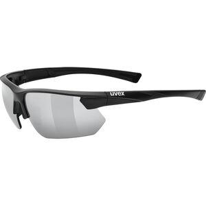 UVEX Sportstyle 221 Sportglasses black mat/silver black mat/silver