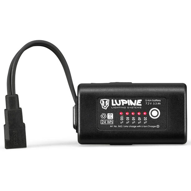 Lupine Neo X 4 Stirnlampe 900 lm SmartCore FastClick