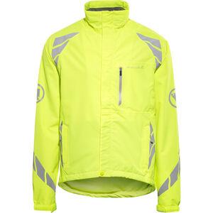 Endura Luminite DL Jacket Herren hi-viz yellow/reflective hi-viz yellow/reflective