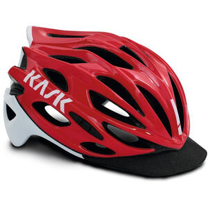Kask Mojito X Helm red-white red-white