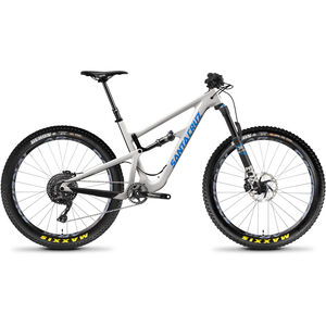 Santa Cruz Hightower 1 C XE-Kit 27.5+ gloss cannery grey and blue bei fahrrad.de Online
