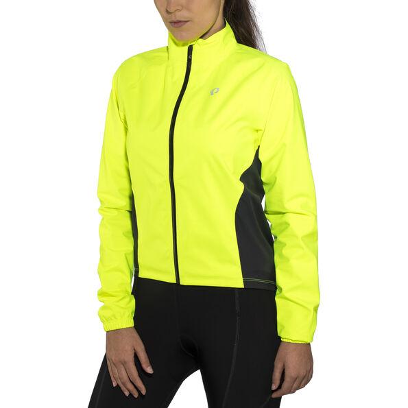 PEARL iZUMi Select WXB Jacket Damen screaming yellow/black screaming yellow/black