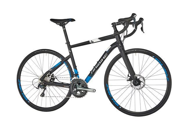 HAIBIKE Seet Race 5.0 schwarz/blau/weiß schwarz/blau/weiß