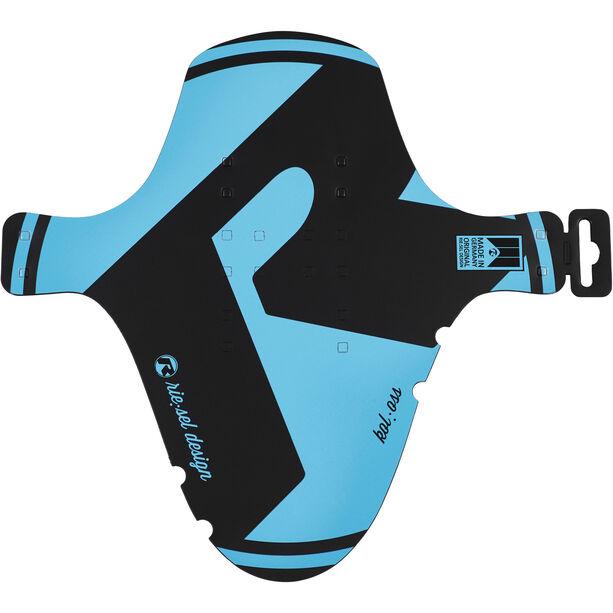 "rie:sel design kol:oss Front Mudguard 26-29"" blue"