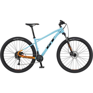 "GT Bicycles Avalanche Sport 27.5"" gloss aqua blue gloss aqua blue"