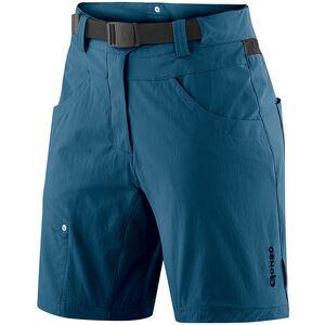Gonso Mira Shorts Damen majolica blue bei fahrrad.de Online