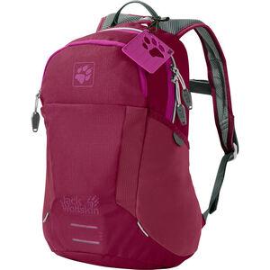 Jack Wolfskin Moab Jam Backpack Kids dark ruby