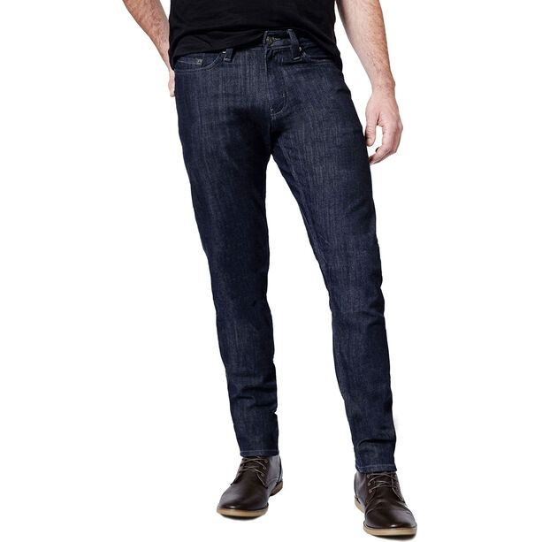 DUER Performance Denim Hose Slim Herren indigo rinse wash