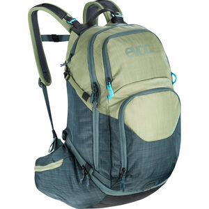 EVOC Explorer Pro Technical Performance Pack 26l heather light olive-heather slate bei fahrrad.de Online