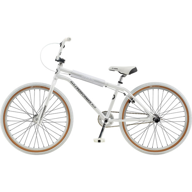 """GT Bicycles Pro Performer Heritage 26"""" white/chrome"""