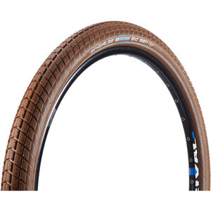 "SCHWALBE Big Ben Active 26"" K-Guard Twin Draht brown-reflex"