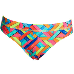 Funkita Sports Brief Damen panel pop panel pop