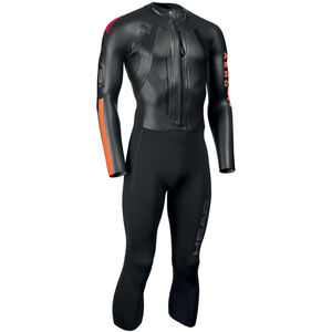 Head Swimrun Aero 4.2.1 Wetsuit Herren black/orange black/orange