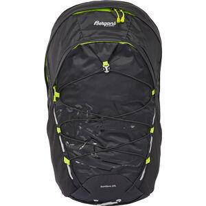 Bergans Rondane Backpack 26l Black/Neon Green bei fahrrad.de Online