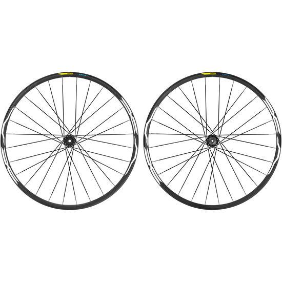 Mavic E-XA 35 Laufradsatz Boost Intl schwarz bei fahrrad.de Online