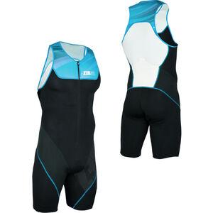 Z3R0D startTRISUIT Tri Suit Damen black/atoll black/atoll