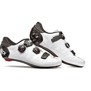 Sidi Ergo 5 Carbon Shoes Herren white/black white/black