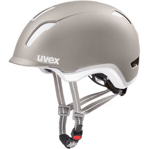 UVEX City 9 Helmet grey grey