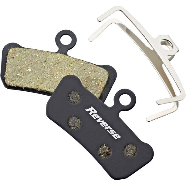 Reverse AirCon Replacement Brakepad for Avid Trail + Guide 2pc schwarz