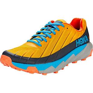 Hoka One One Torrent Running Shoes Men Gold Fusion/Dresden Blue