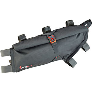 Acepac Roll Frame Bag M grey grey