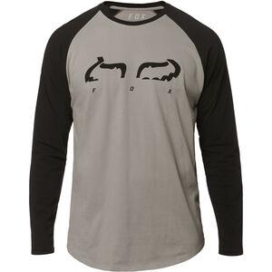Fox Strap Airline Longsleeve Shirt Men steel gray bei fahrrad.de Online