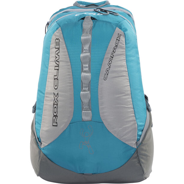 Camp Rox Climb Backpack petrol blue/grey
