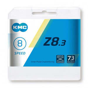 KMC Z8 Kette 7/8-fach silver/grey silver/grey