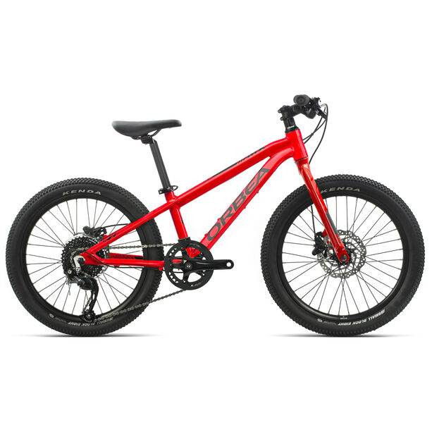 "ORBEA MX Team-Disc 20"" Kinder red/black"