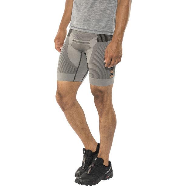X-Bionic Running Fennec EVO Pants Short Herren anthracite/silver anthracite/silver