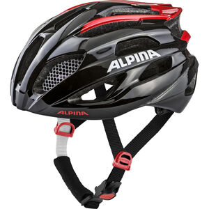 Alpina Fedaia Helmet black-red black-red
