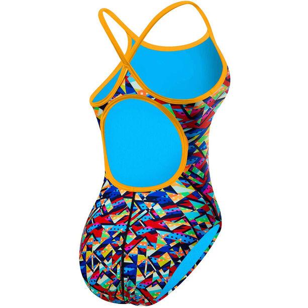 TYR Mosaic Diamondfit Swimsuit Damen multi