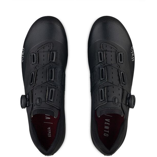 Fizik Vento Overcurve X3 MTB Schuhe schwarz/schwarz